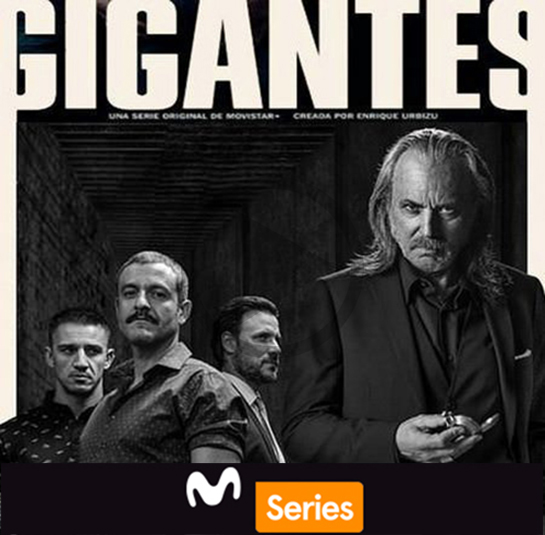 Gigantes - Serie Originales Movistar